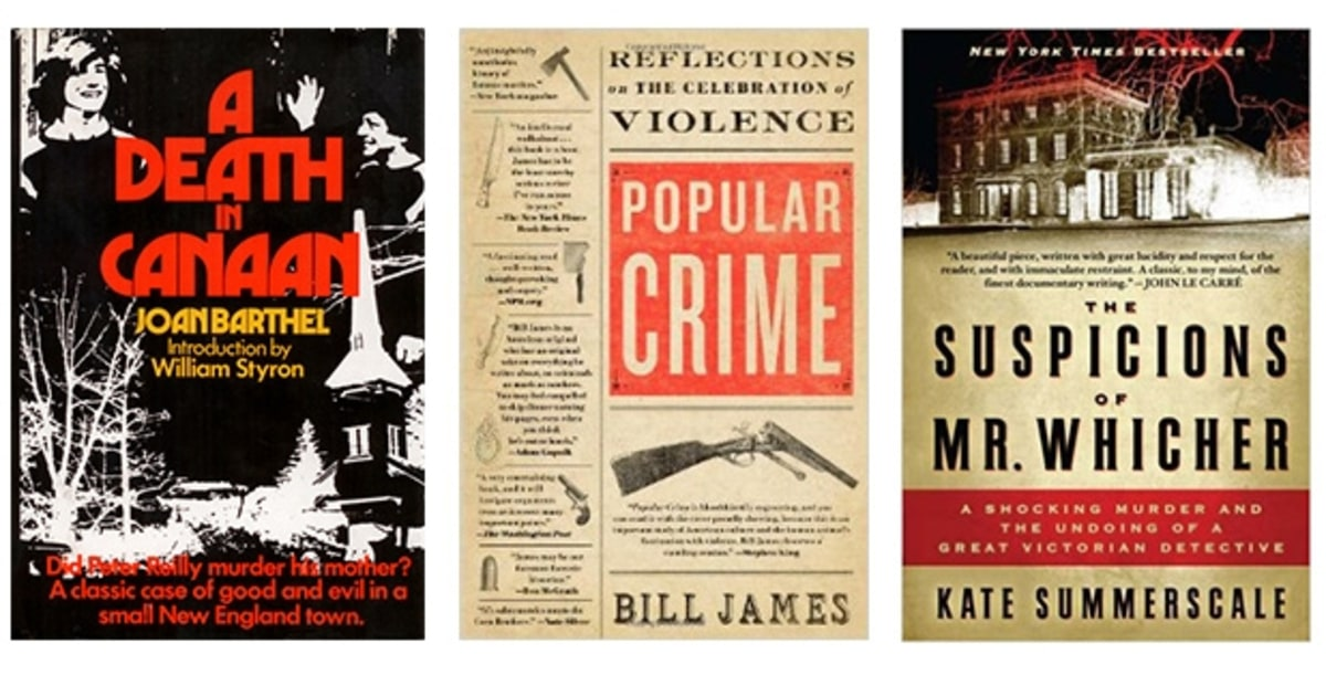 how to plan a crime novel