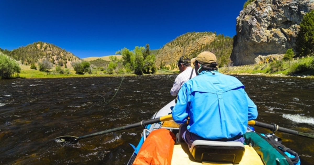 Big hole river the 17 best places to fly fish in montana for Best places to fish