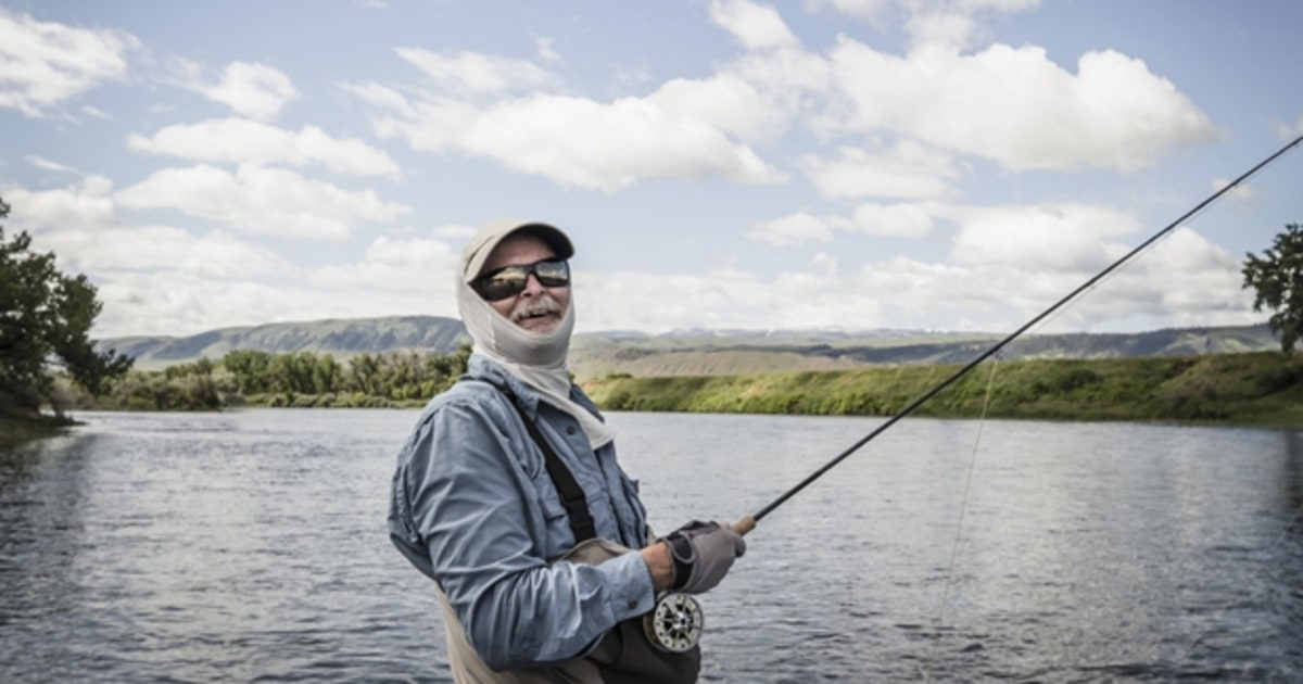 Bighorn river the 17 best places to fly fish in montana for Good fishing places near me
