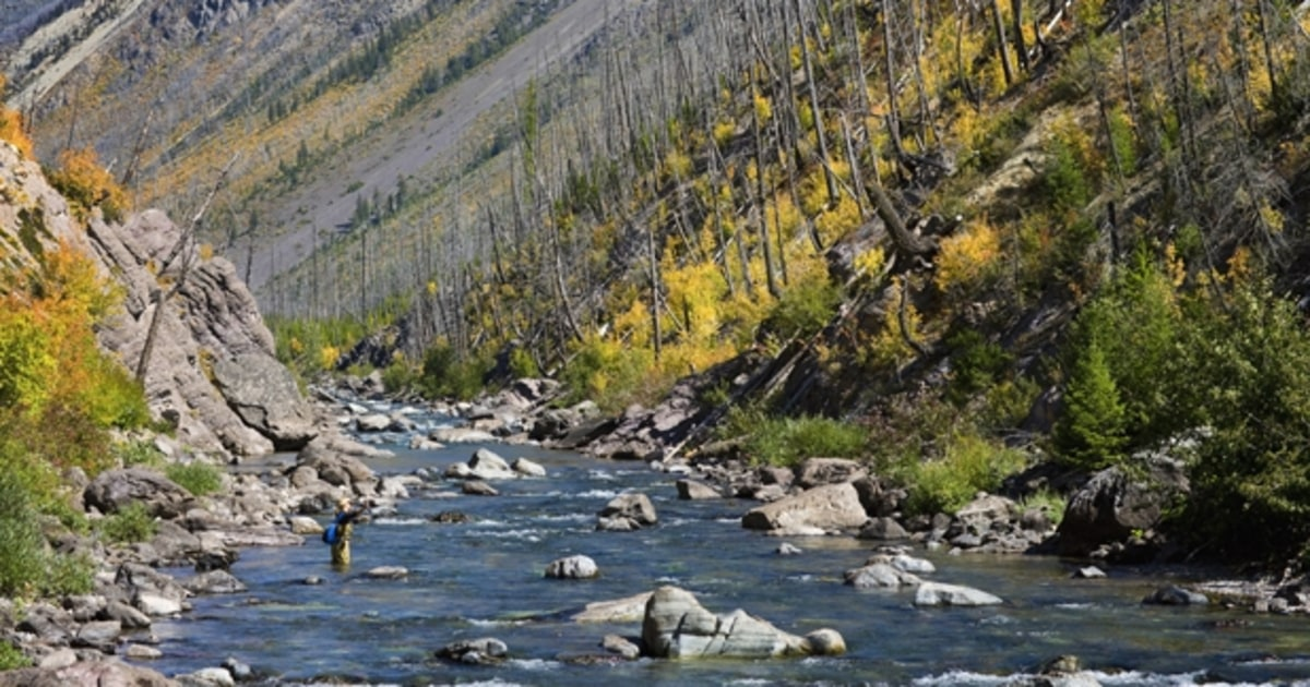 Blackfoot river the 17 best places to fly fish in for Good fishing places near me