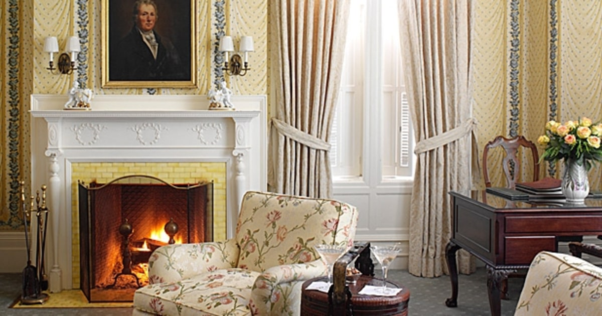 Blantyre the berkshires the 10 best boutique hotels in for Boutique hotels usa