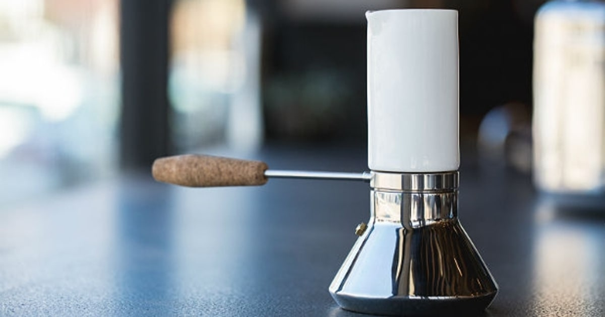 Blue Bottle Moka Pot Review The Most Stylish Home Coffee
