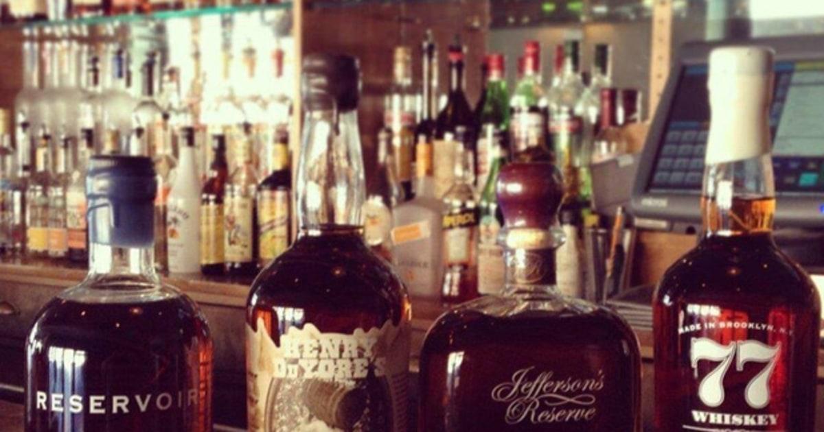 bluegrass tavern lexington kentucky the 10 best bourbon bars in america men 39 s journal. Black Bedroom Furniture Sets. Home Design Ideas