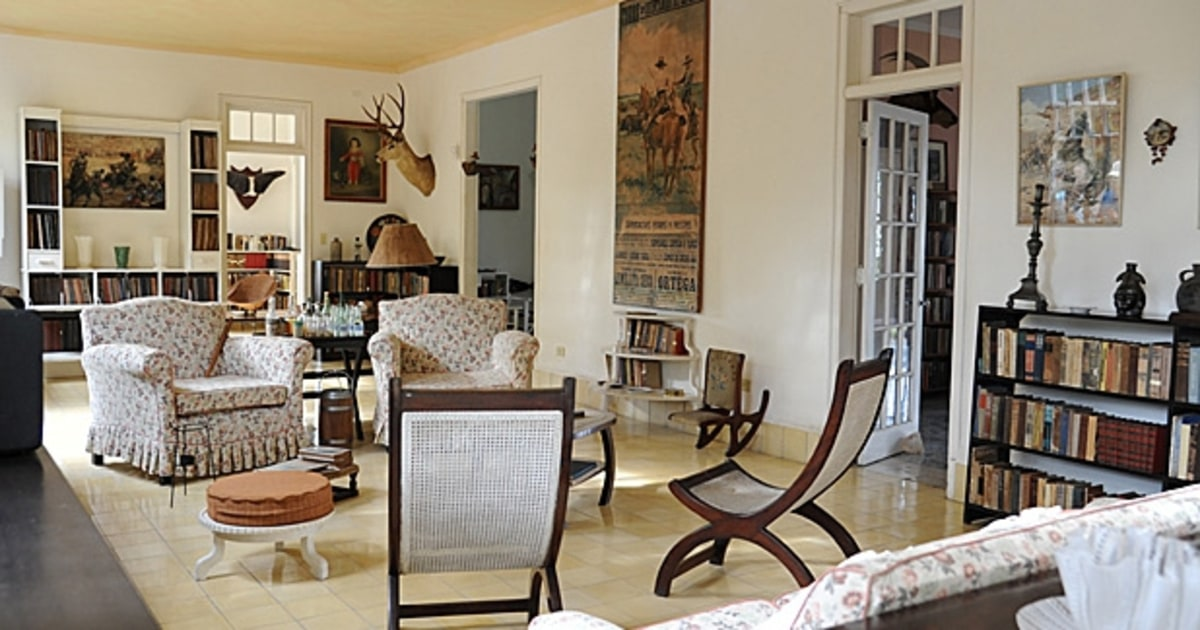 Bob Vila On Restoring Ernest Hemingway S Cuban Home Men