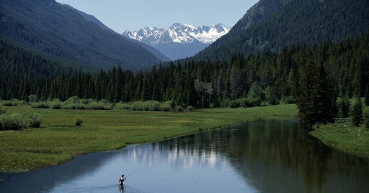 Boulder river the 17 best places to fly fish in montana for Good fishing places near me