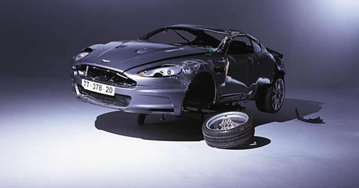 cars used in casino royale