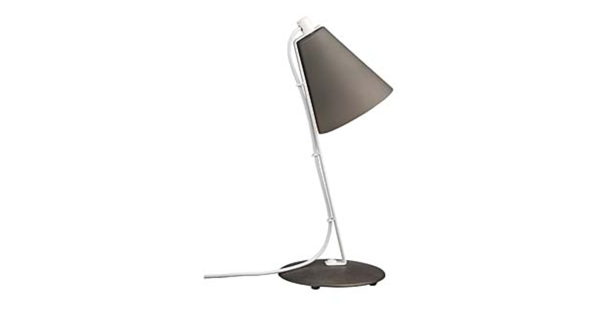 Cb2 Weight Table Lamp Best Bedside Table Lamps Men S