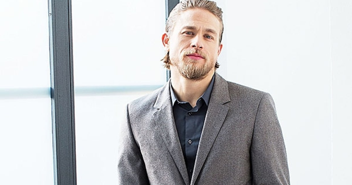 Badboys Deluxe Charlie Hunnam: Riding High With Charlie Hunnam