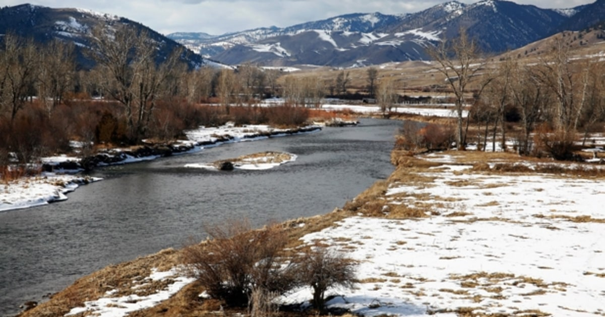 Clark fork river the 17 best places to fly fish in for Best places to fish