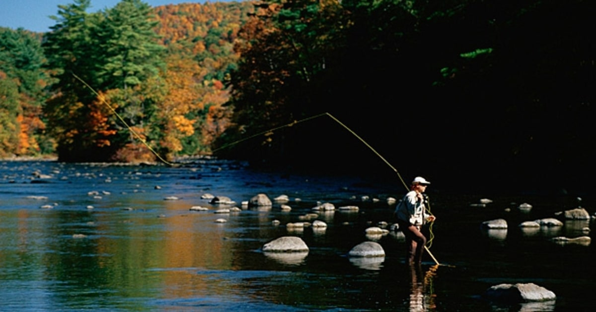 housatonic river connecticut six places to go fishing