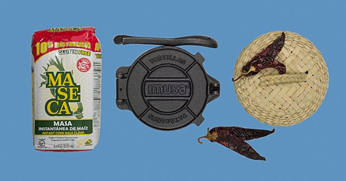 Diy Tortilla Kit 18 Gifts For The Food Enthusiast Men