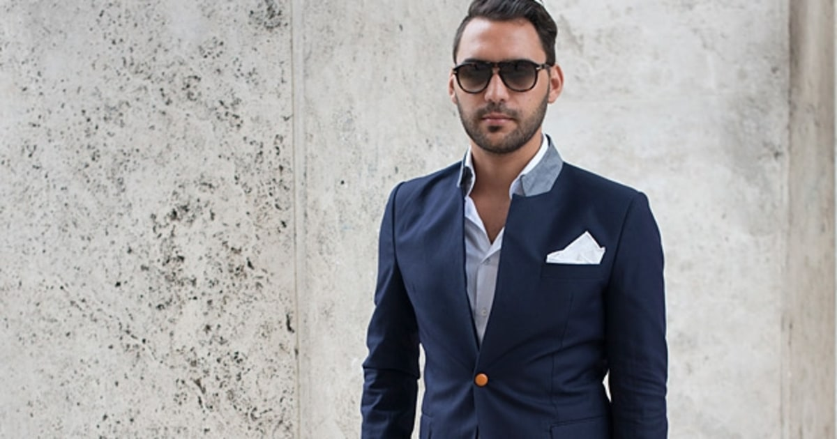 How to Wear a Suit Casually - Todd Snyder's Advice