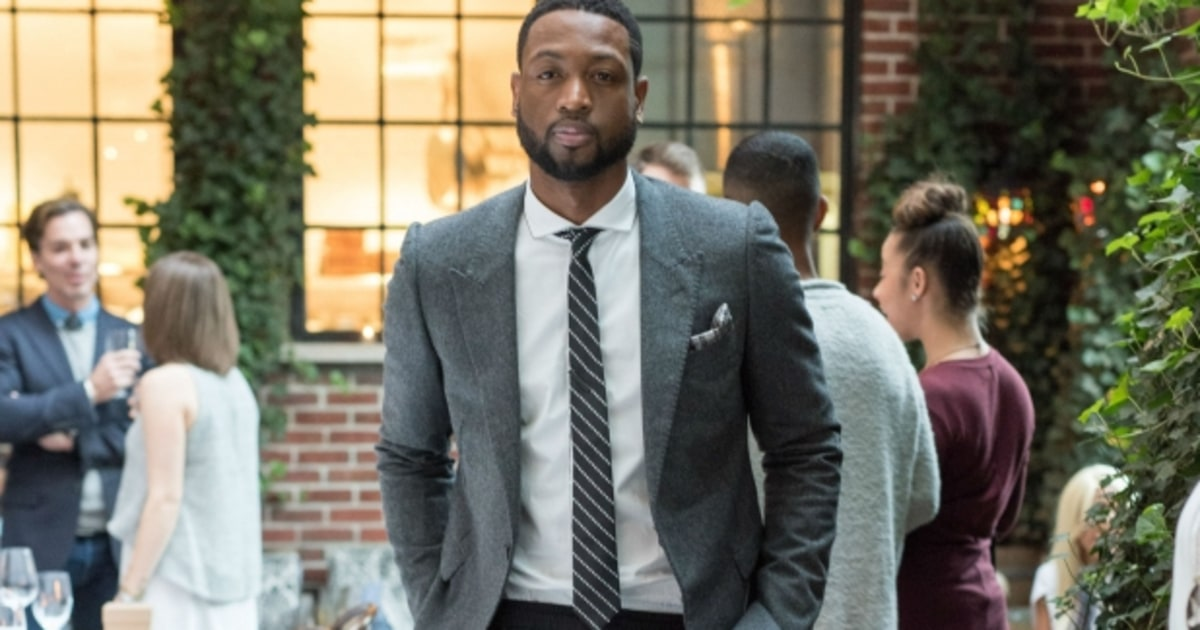 dwyane wade designs an all lineup of new ties s
