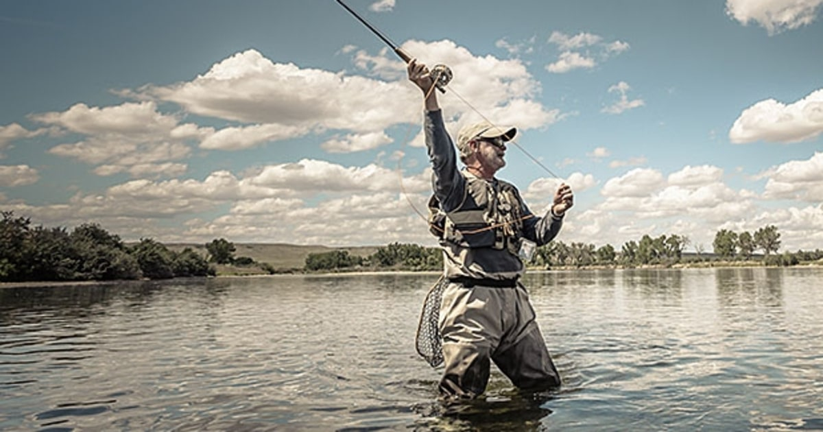 Everything You Need For Fly Fishing Men S Journal