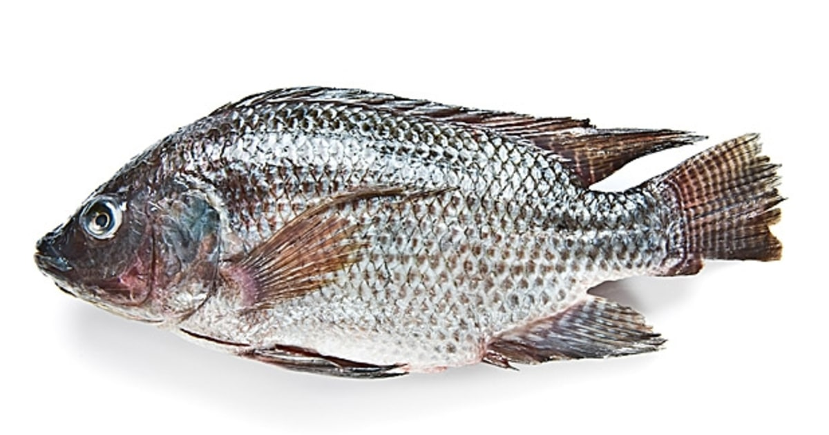 U s farmed tilapia the five safest fish to eat men 39 s for Is tilapia a healthy fish to eat
