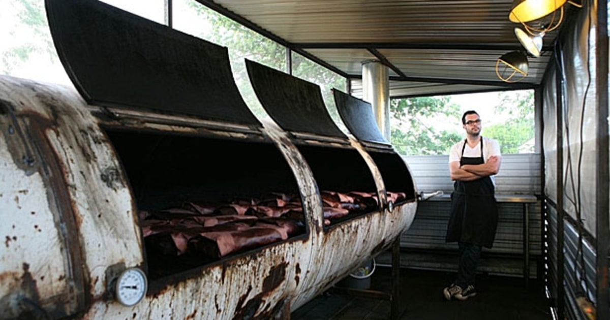 Franklin Barbecue Austin Texas A Road Trip To The 25