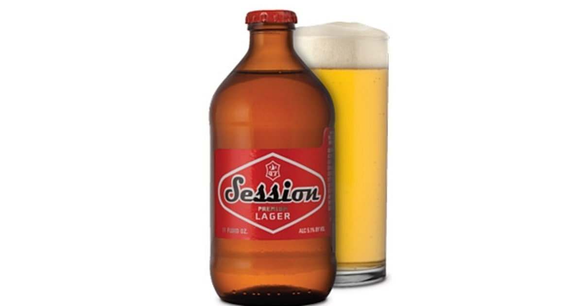 Session Lager | The Best Low-Calorie Beers | Men's Journal