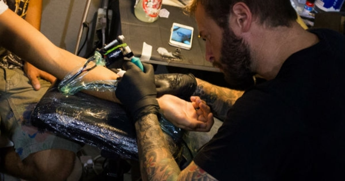the ramifications of getting a tattoo The real ramifications of a clown president home communities create shop stop laughing at my  after getting my tattoo, i faced a lot of negativity.