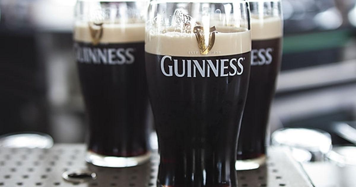 Guinness goes vegan will drop isinglass men 39 s journal for Fish bladder in beer