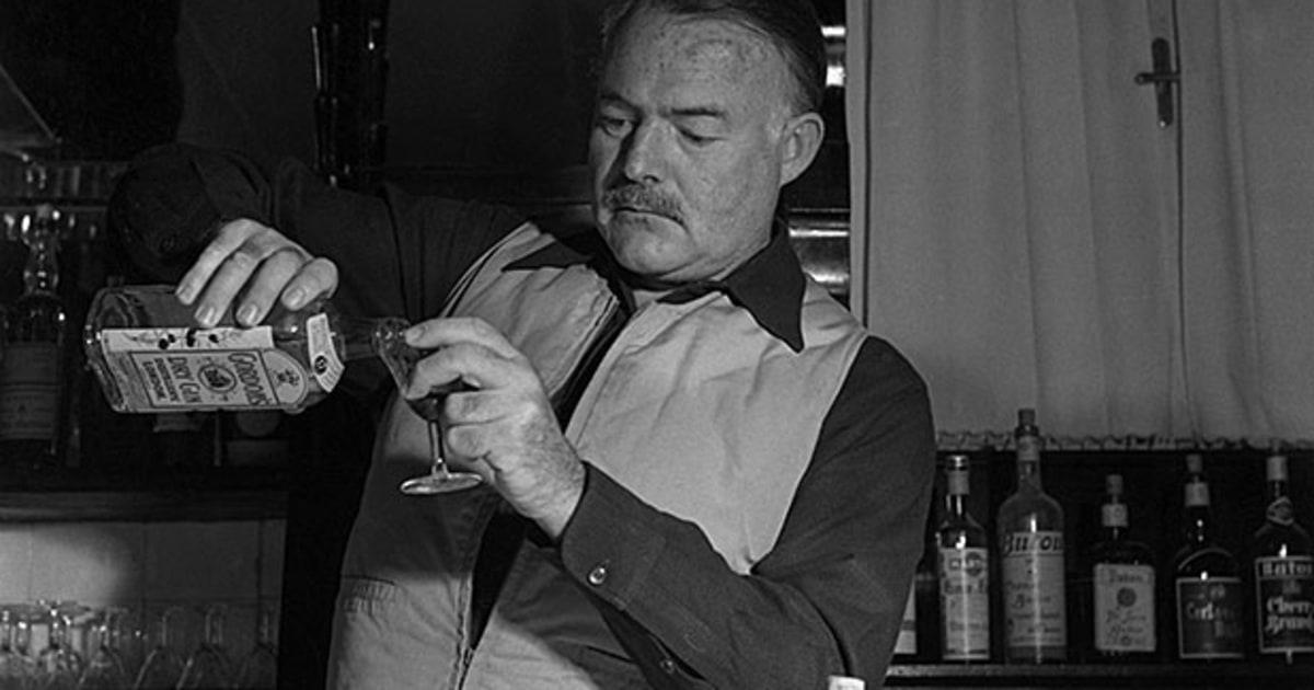 What did ernest hemingway really drink men 39 s journal for Cocktail hemingway