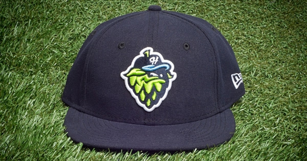 hillsboro hops 10 best minor league baseball hats