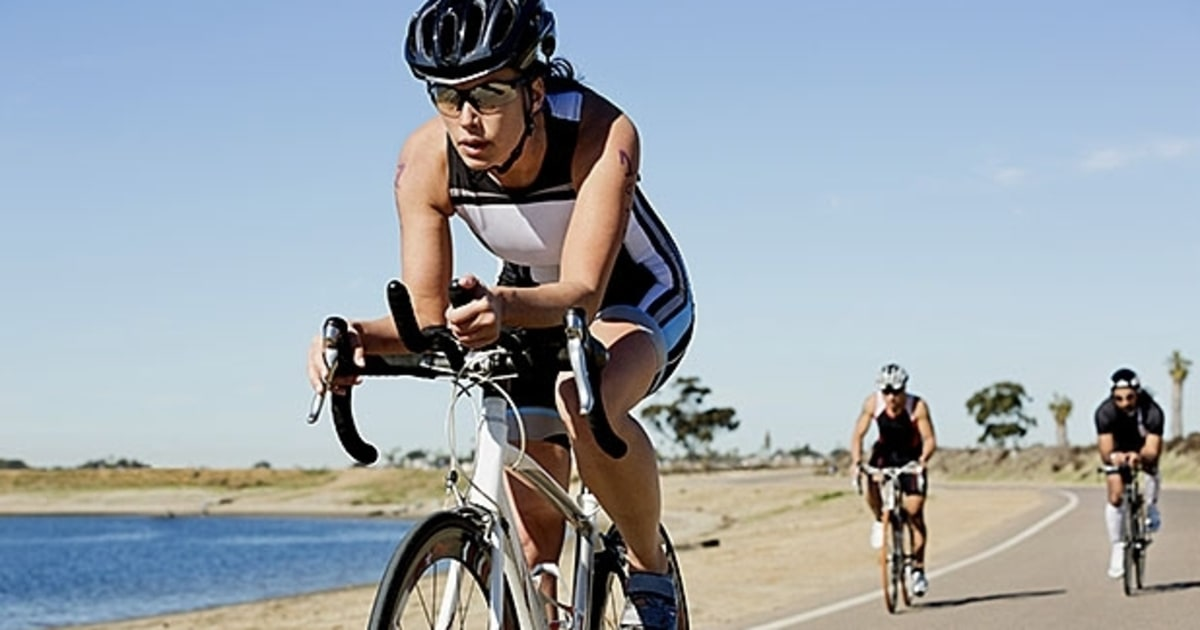 How To Convert Your Road Bike For A Triathlon Men S Journal