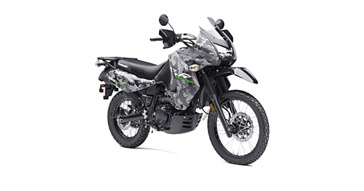 Kawasaki Klr650 Camo The Motorcycles And Gear We Want