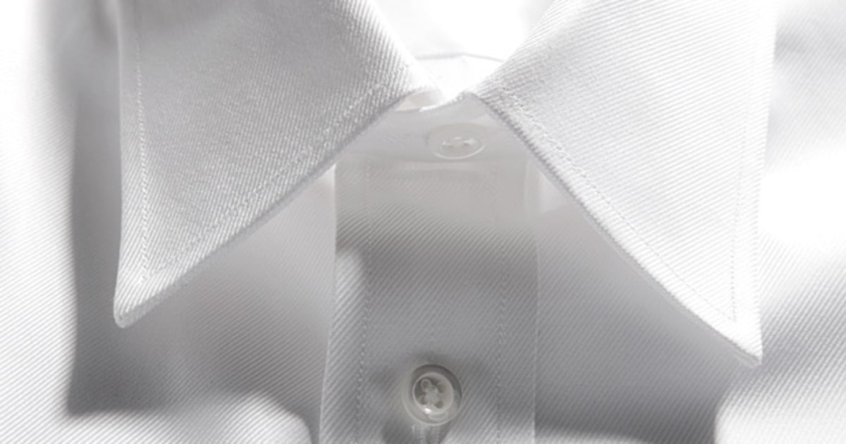 how to clean pit stains from white shirts