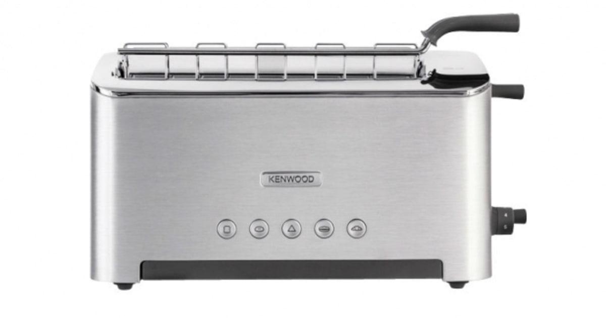 Kenwood Persona Toaster Ttm610 Two Slice Toaster