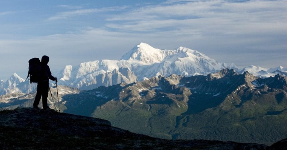 Kesugi Ridge Ak The 50 Best Trails Men S Journal