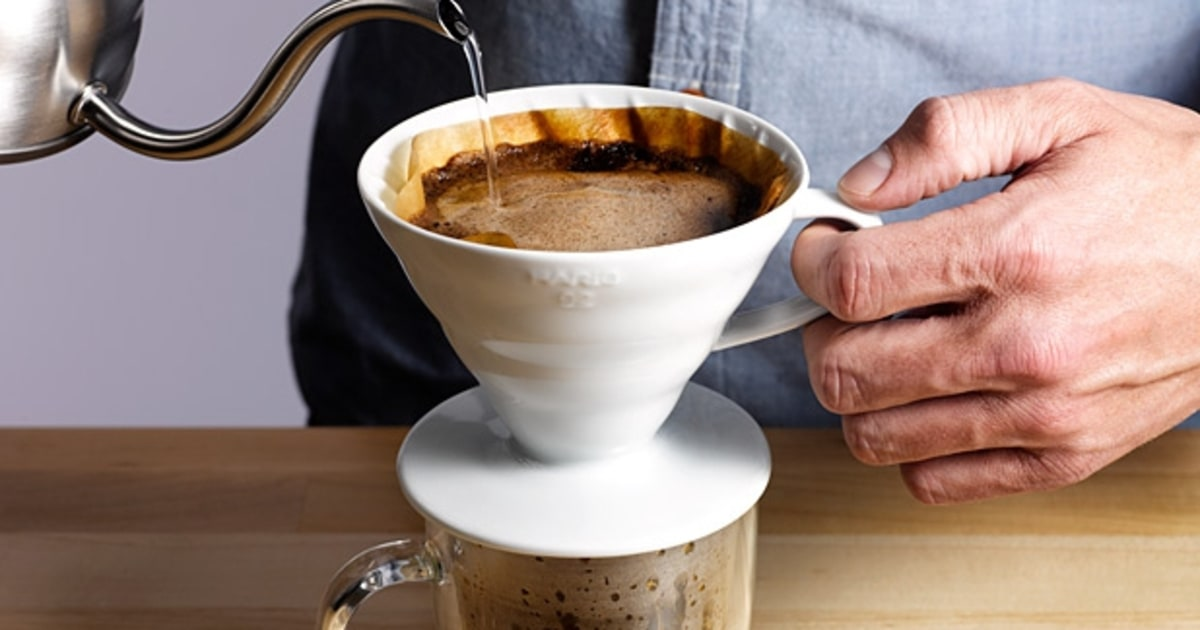 Best Coffee Pour Over Method