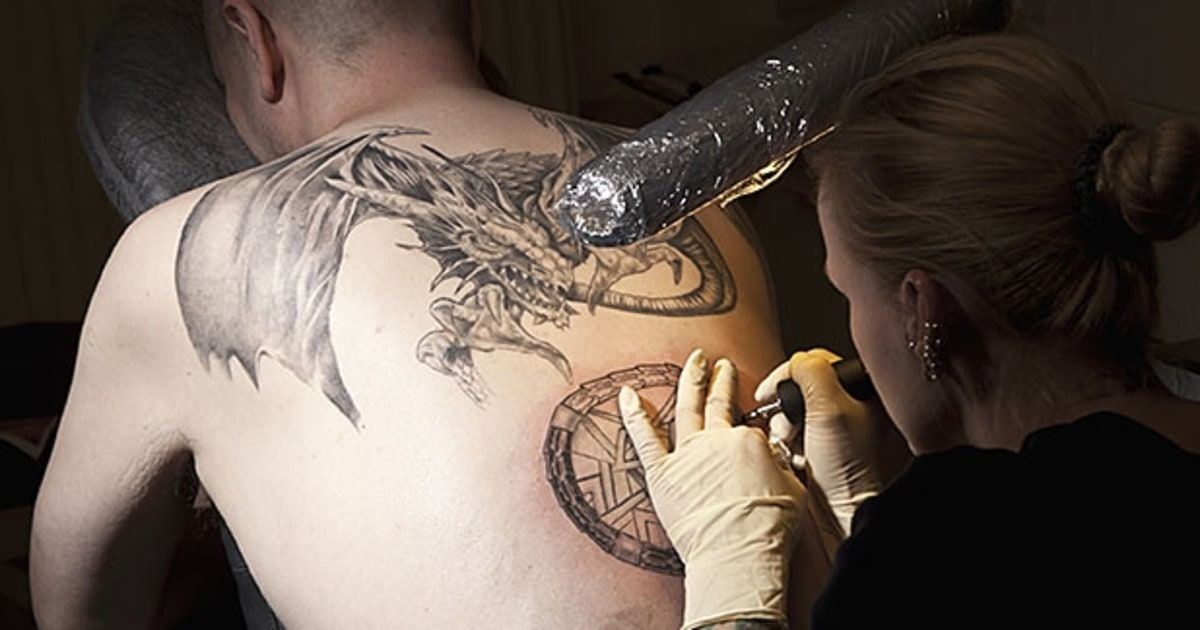 Like your tattoo now take care of it 11 things to for How do you take care of a tattoo