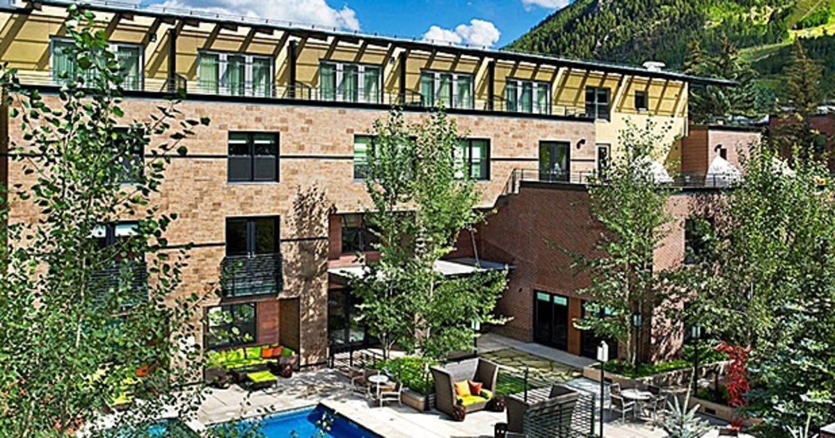 Limelight hotel aspen the 10 best boutique hotels in for Boutique hotels usa