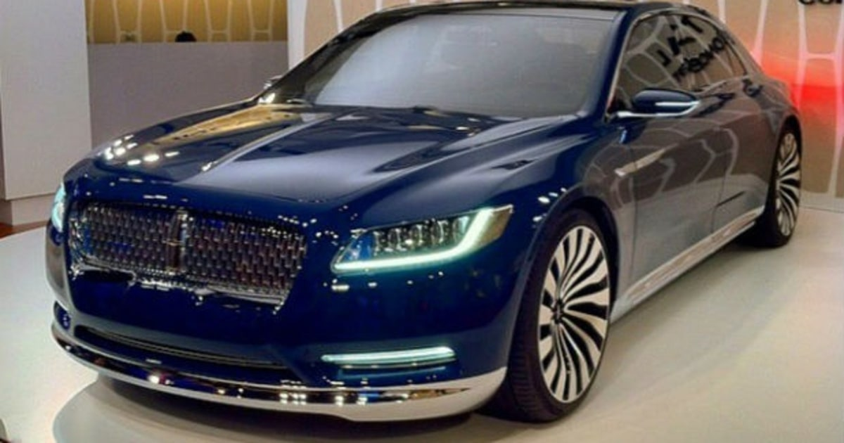 lincoln continental the 11 best cars from the new york. Black Bedroom Furniture Sets. Home Design Ideas