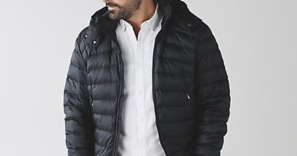 Lululemon Get Up Get Down Hoodie This Year S Most Stylish Winter Jackets Men S Journal