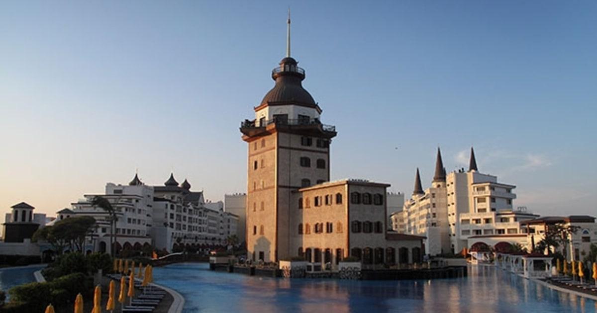Mardan Palace Antalya Turkey The 10 Most Luxurious