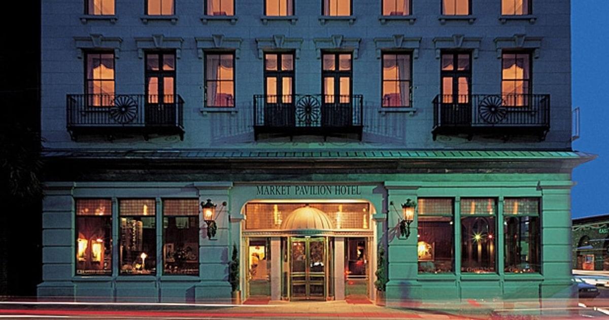 Market pavilion hotel charleston the 10 best boutique for Boutique hotels usa