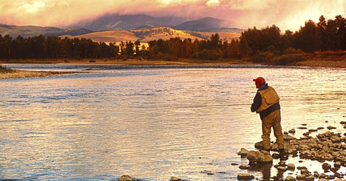 Missoula montana fly fishing cast away the top spots for Best places to fish in the us