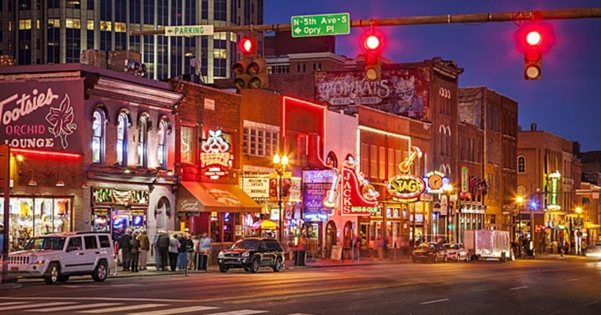 Good Food In Downtown Nashville