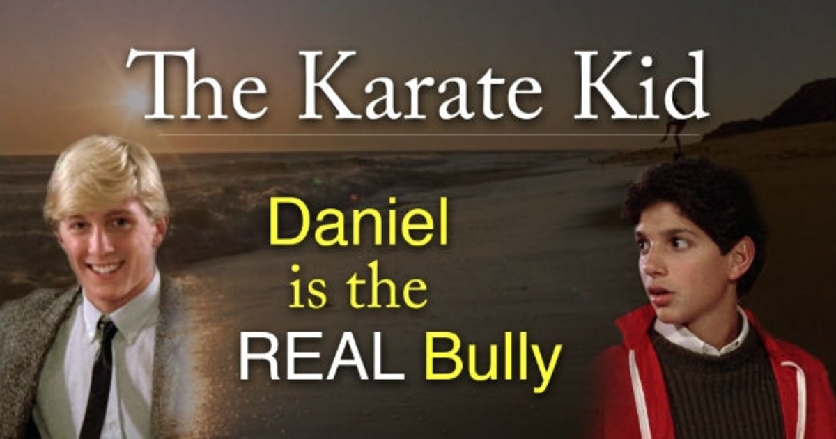 Daniel Son Karate Kid Bad Guy