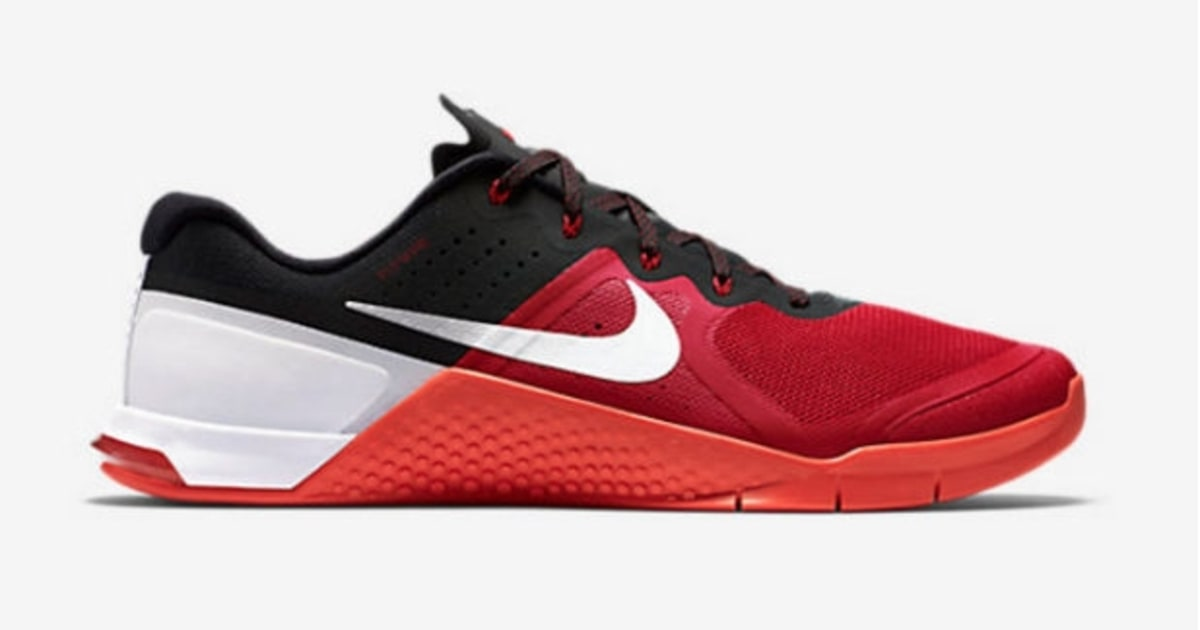 Nike zoom run the one red