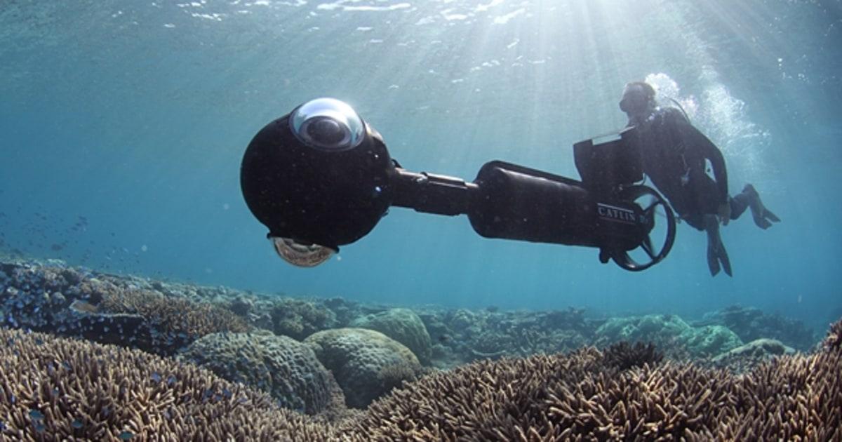 Ocean Technologies For Underwater Exploration Men S Journal