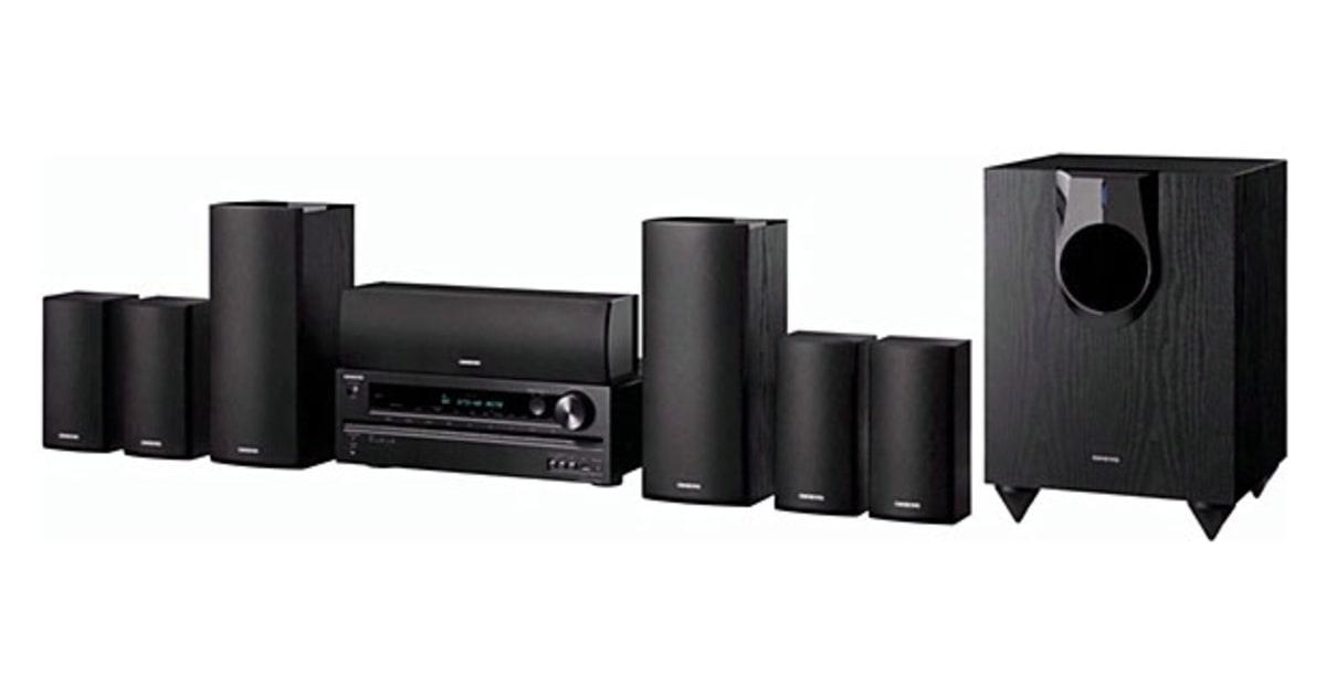 Onkyo Ht S5500 10 Best Surround Sound Systems Men S