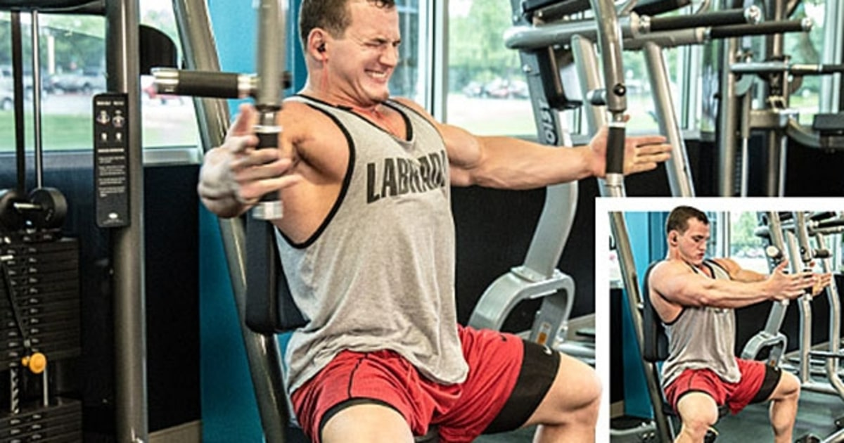 Can You Build Chest With Smith Machine