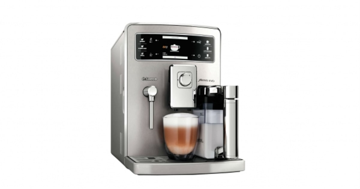 philips saeco xelsis evo the best coffee makers men 39 s journal. Black Bedroom Furniture Sets. Home Design Ideas