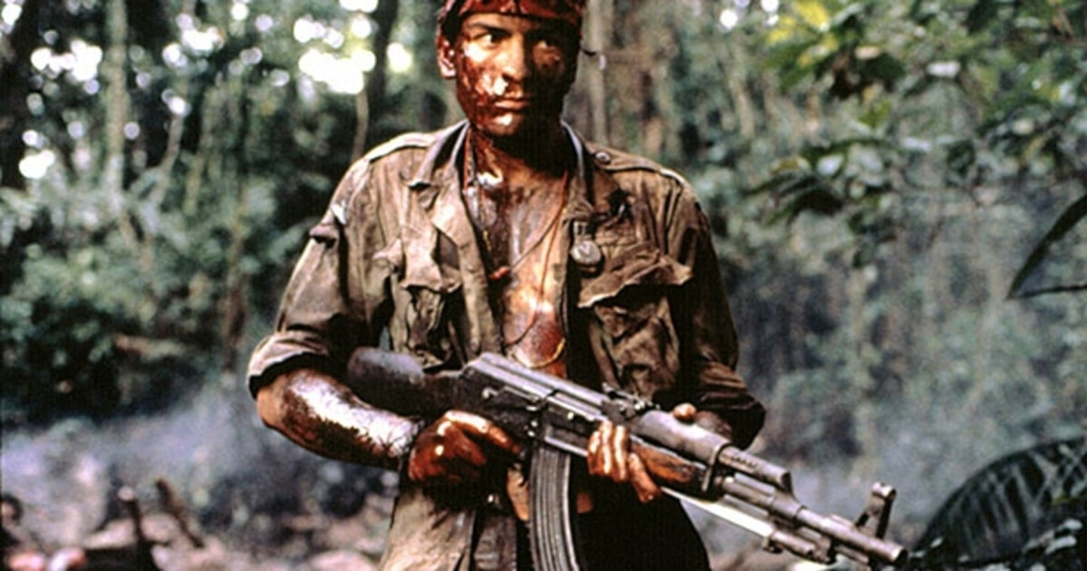 Platoon (1986) | The 19 Greatest War Movies of All-Time ...