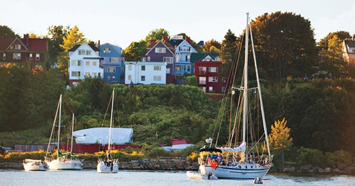 Portland Maine The 10 Best Places To Live Now Men 39 S
