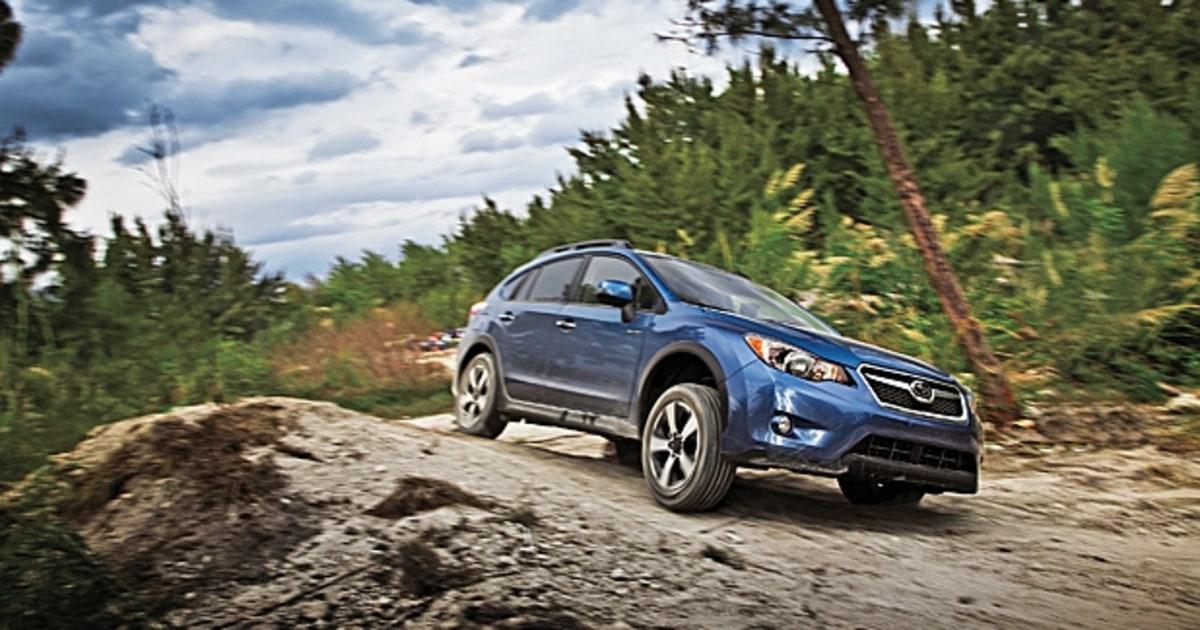 Subaru Ascent Research
