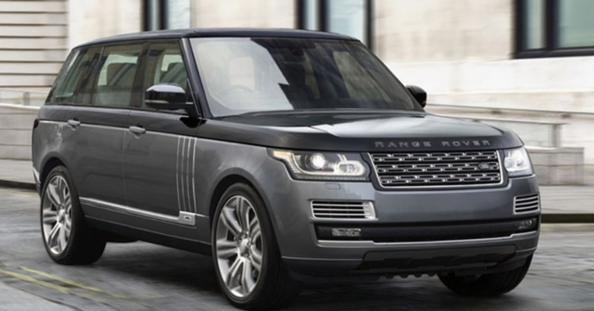 range rover lwb 12 family cars that are safe spacious and so much more men 39 s journal. Black Bedroom Furniture Sets. Home Design Ideas