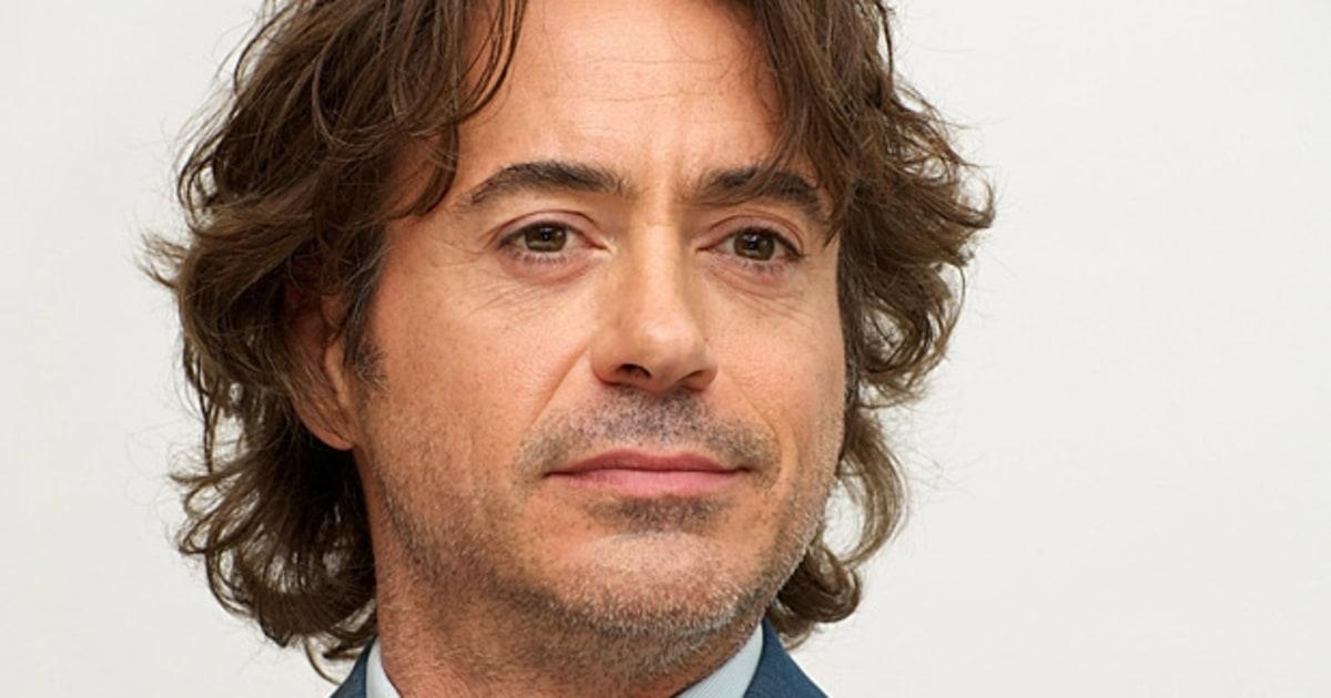 Robert Downey Jr.'s Cosmic Punishment - Men's Journal Robert Downey